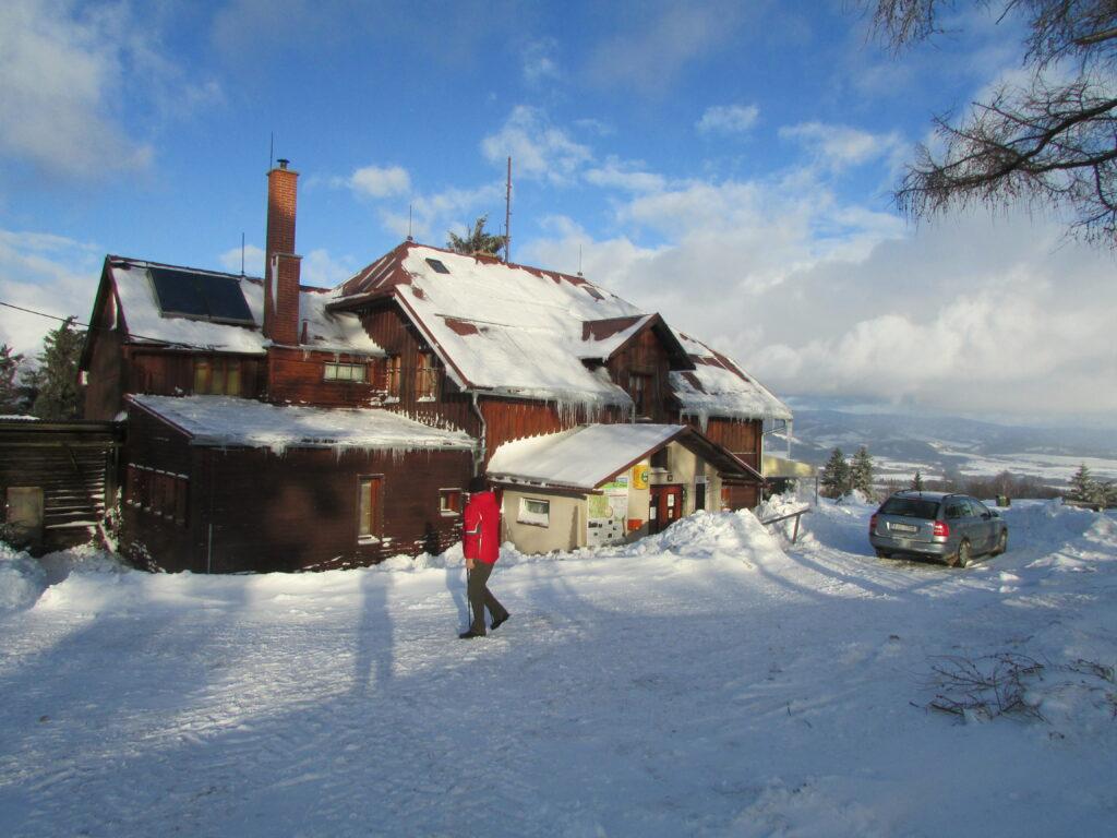 Ubytování Kašparova chata