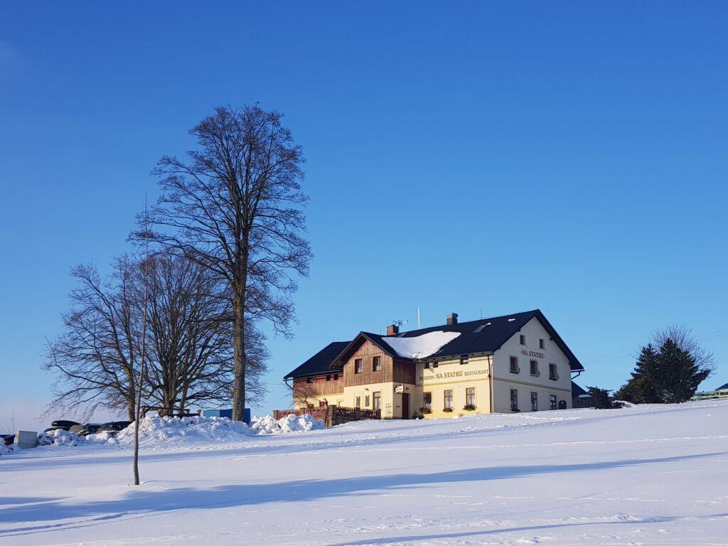 Ubytování v penzionu České Petrovice