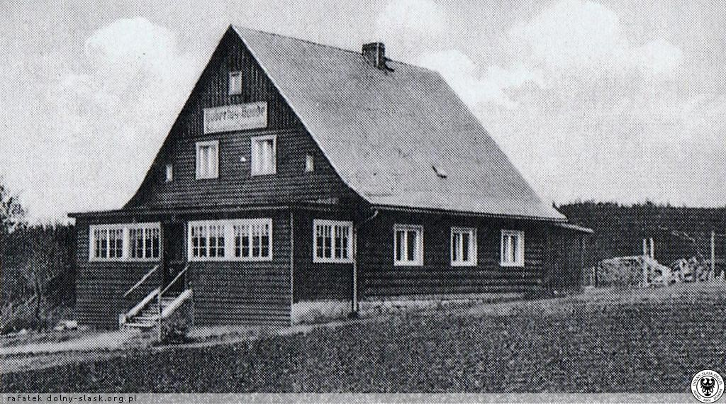 Lyžařská chata Hubertusbaude